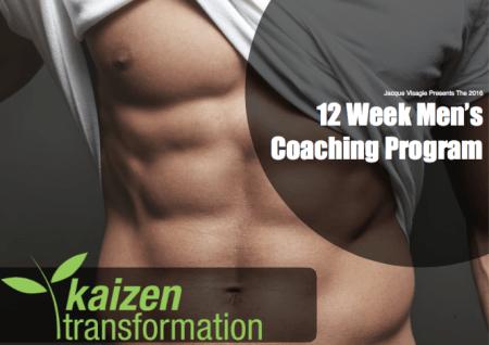 12 Week Men's Coaching Program